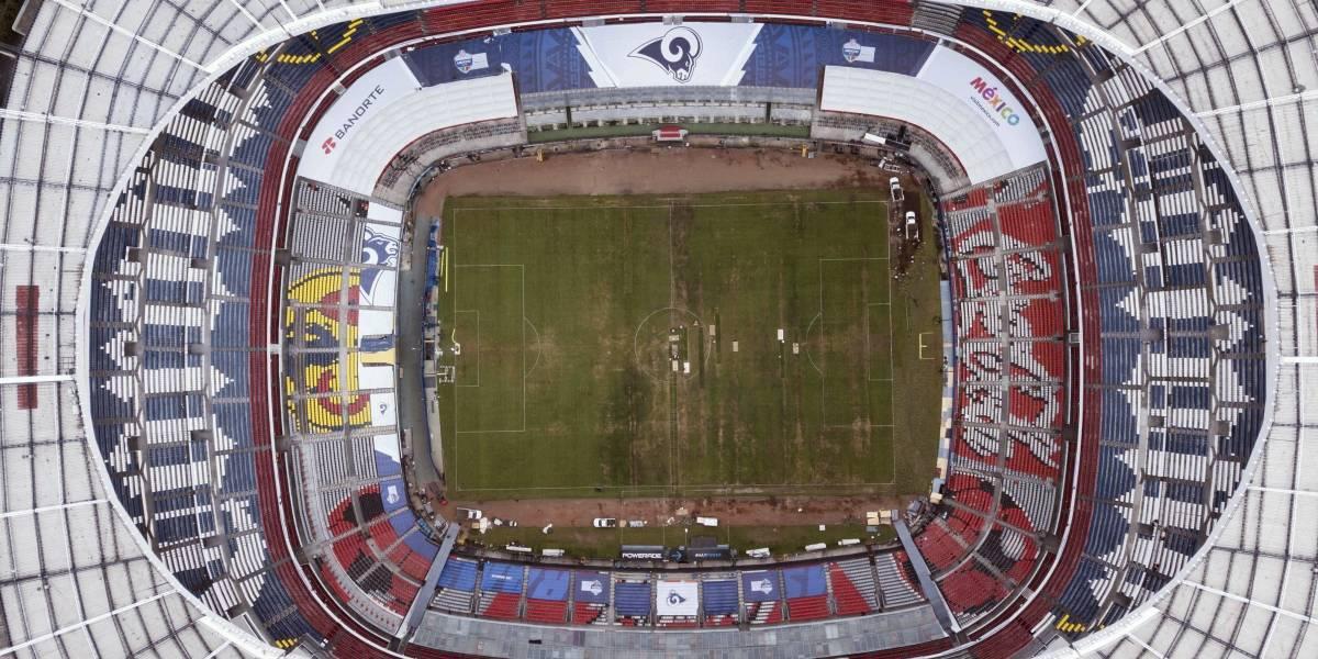 OFICIAL: NFL cancela juego en el Estadio Azteca
