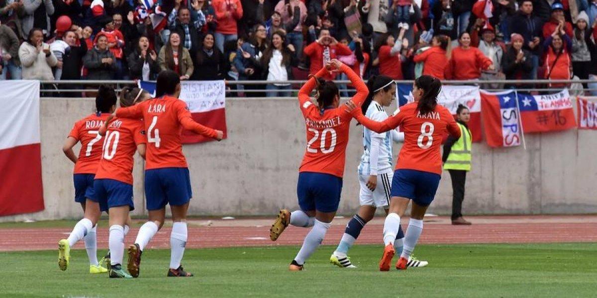 Clasificación al Mundial, subcampeonato de América y sus figuras en Europa: El increíble 2018 de la Roja femenina