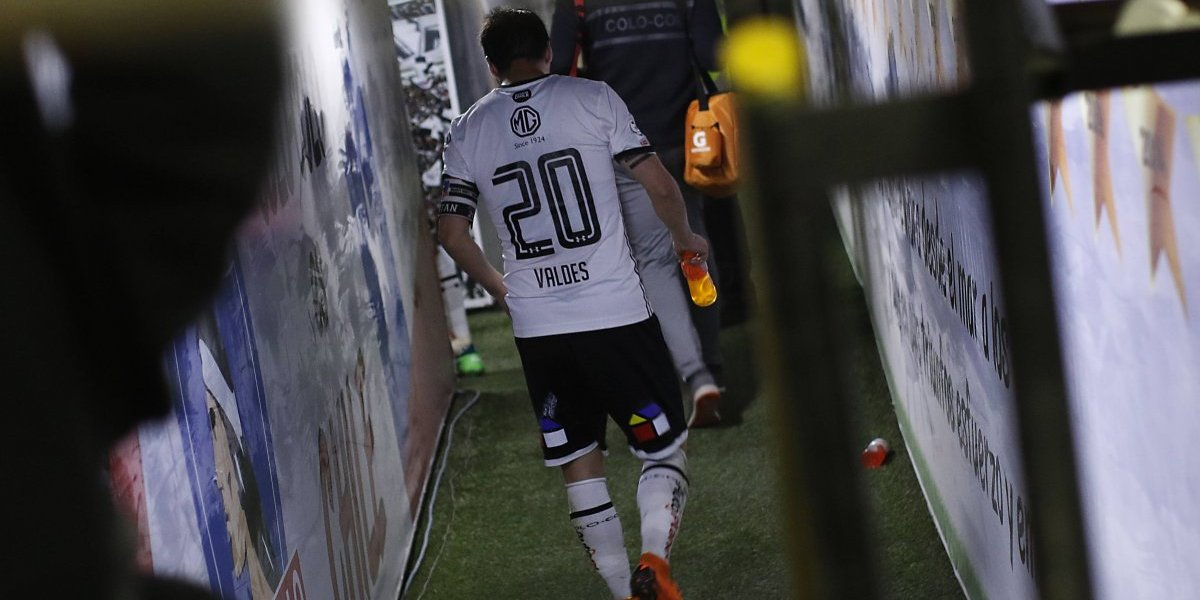 Los altos y bajos de un Jaime Valdés que podría partir de Colo Colo de forma anticipada y con un doloroso final