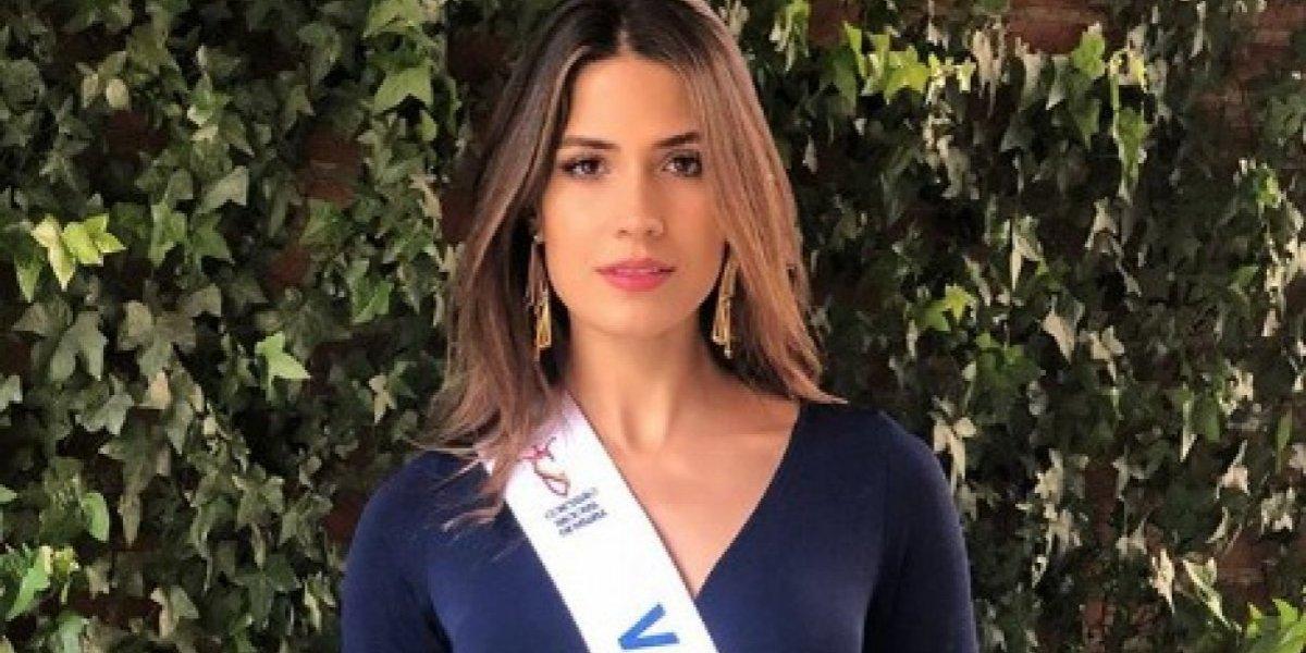 Actual Señorita Colombia llama la atención sobre feminicidios en el Valle del Cauca