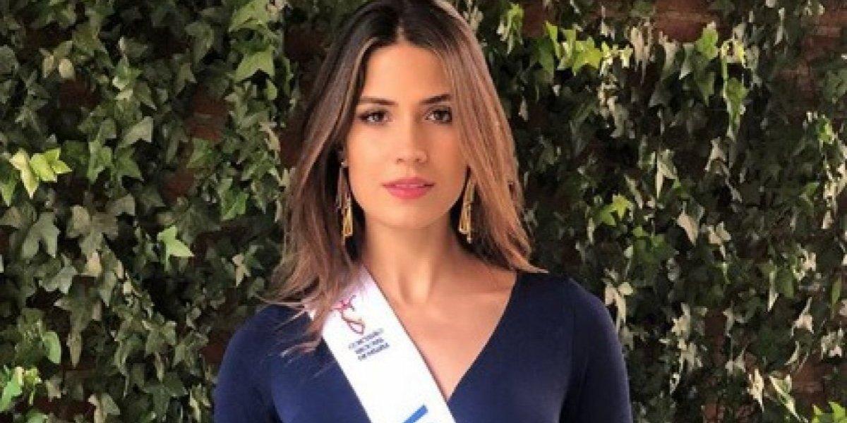 Ella es Gabriela Tafur, nueva señorita Colombia