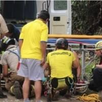 Turista resultó herida tras caer cerca de 50 metros en Santo Domingo de los Tsáchilas