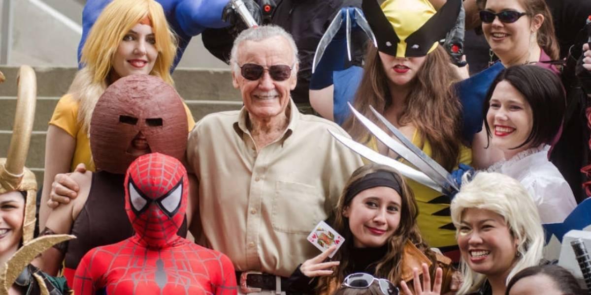 10 personajes famosos creados por Stan Lee