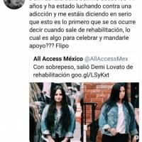 Demi Lovato/ Captura de pantalla