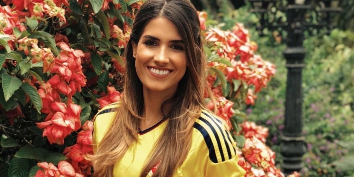 ¿La belleza corre en la familia? Nueva Señorita Colombia es prima de esta famosa presentadora