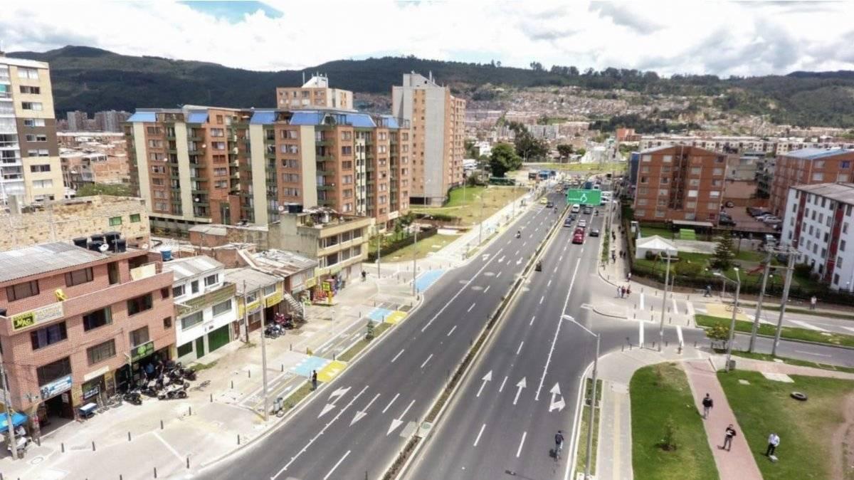 Avenida calle 183 Cortesía