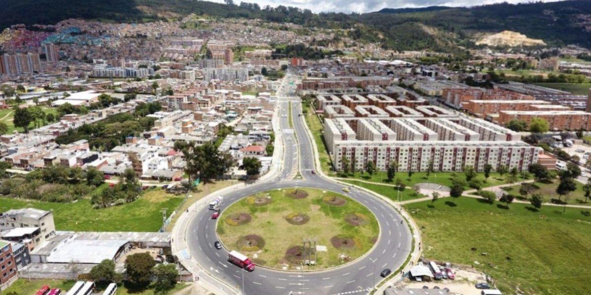 El Distrito entregó la Avenida San Antonio, la vía que promete descongestionar el norte de Bogotá
