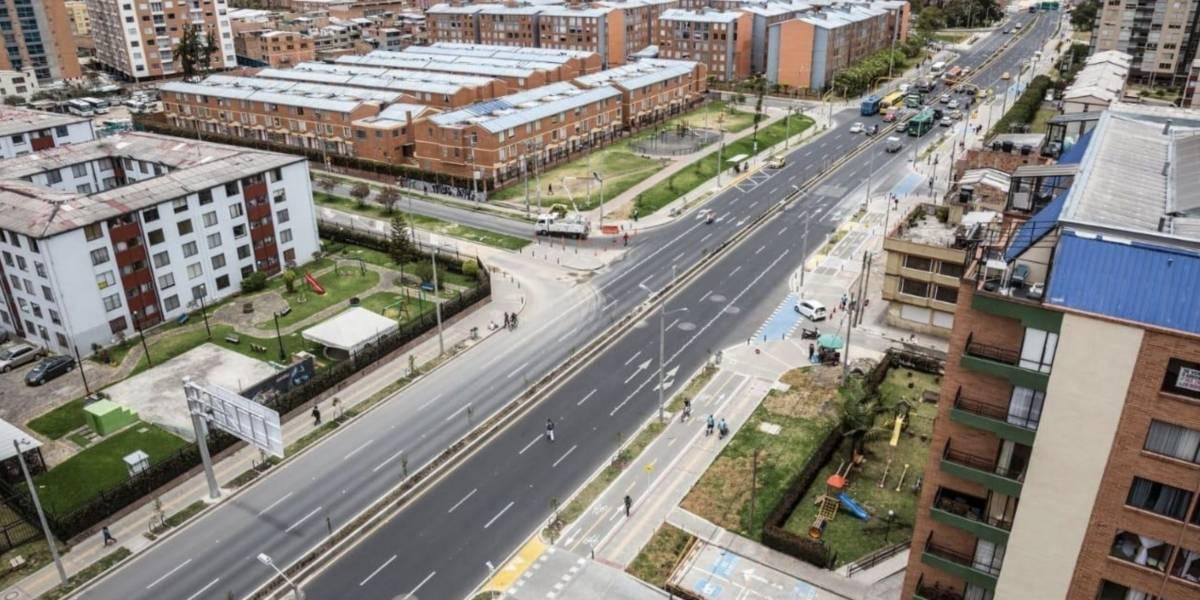 La mega avenida de Bogotá que será contratada en julio