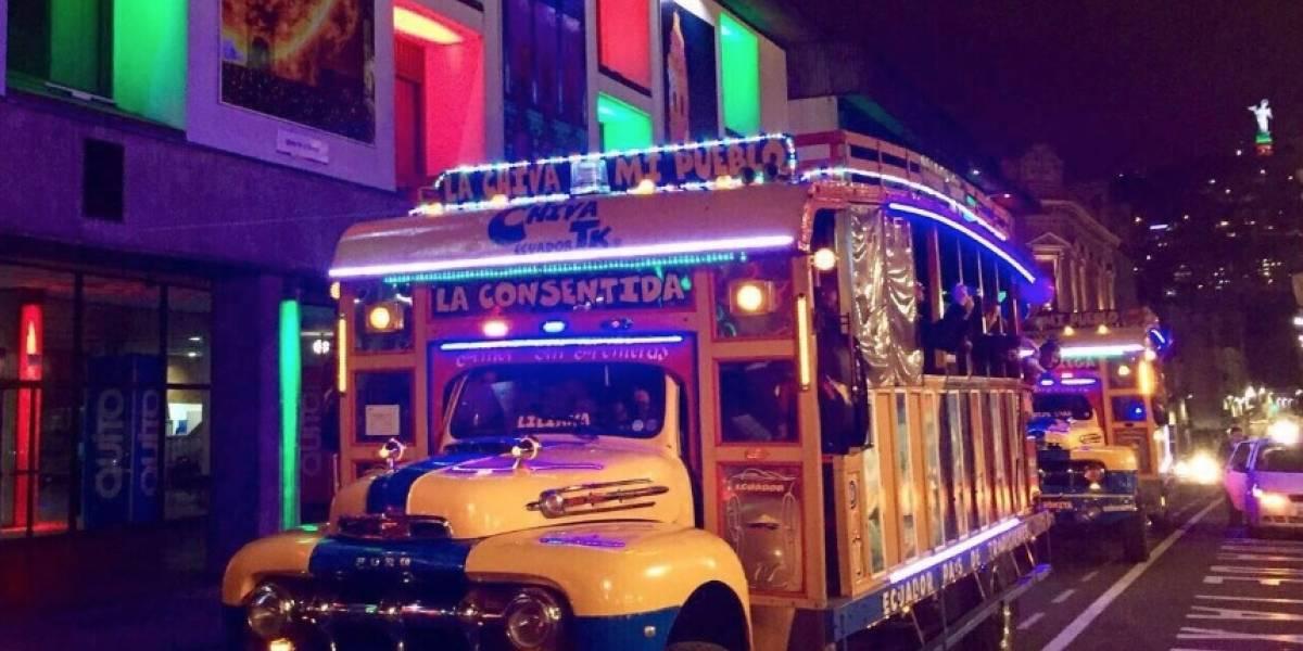 ¿Cuáles son los requisitos para obtener el permiso de circulación de las chivas en Fiestas de Quito?