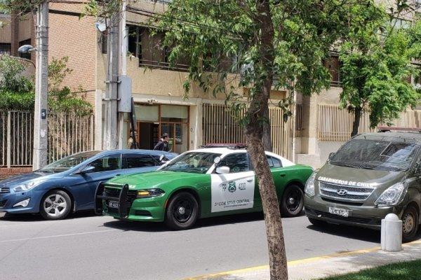 Presunto autor de disparos en Santiago Centro sería menor de edad