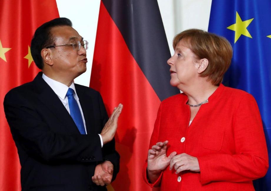 china alemania