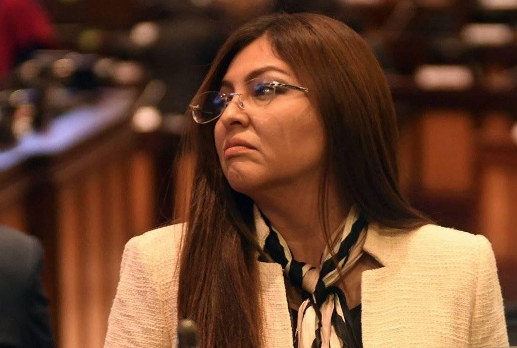 Asamblea Nacional destituyó a la legisladora Sofía Espín