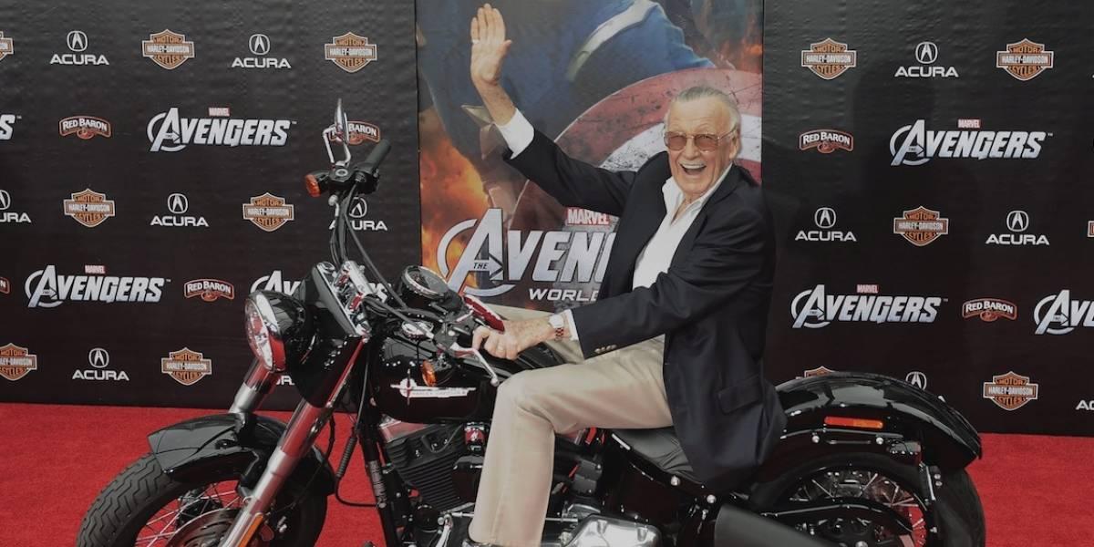 Video: Emotivo homenaje de Bogotá para Stan Lee