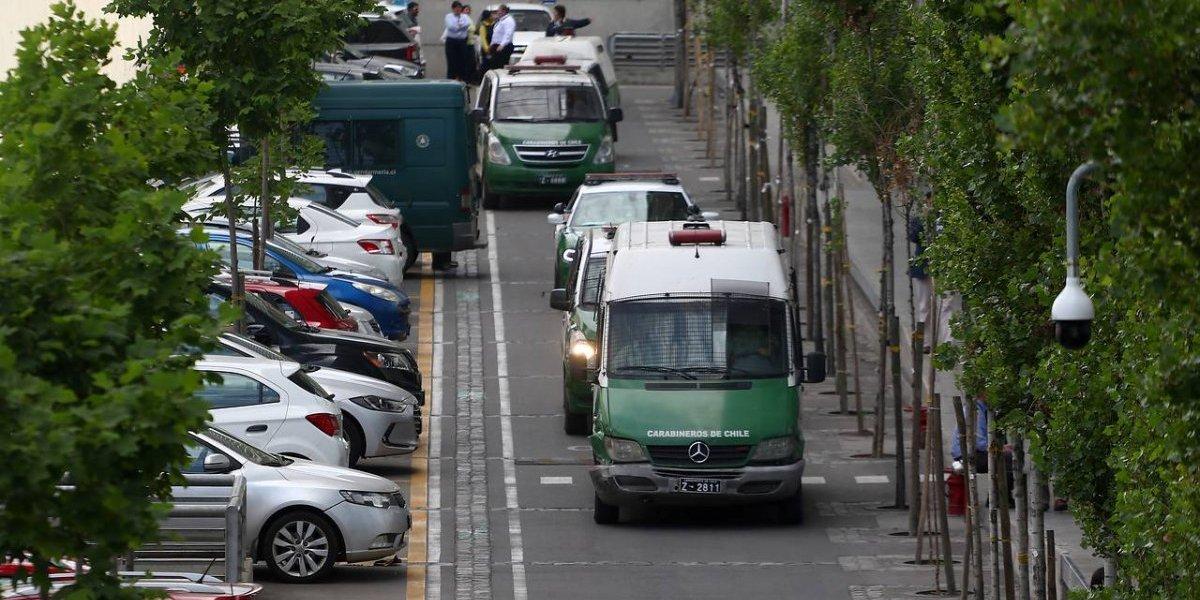 Tiroteo en pleno Santiago Centro motiva a evacuación en jardín infantil: sujeto disparó 12 veces