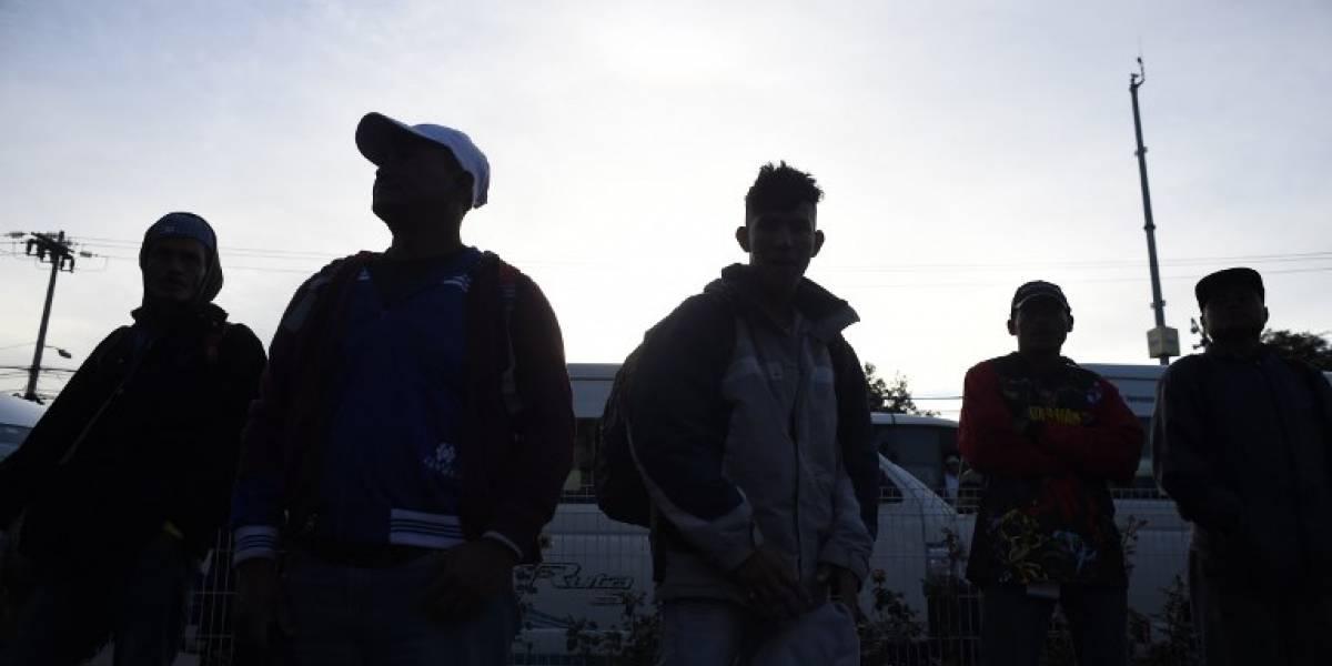 Guatemala vigilante por operativos antimigrantes en México