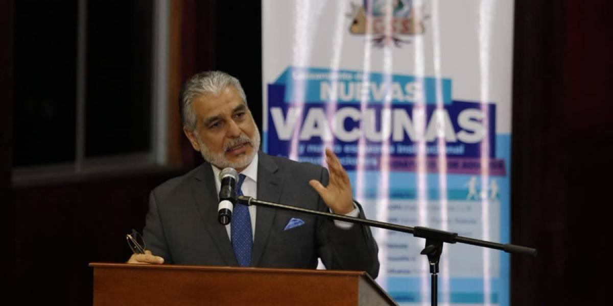 IGSS presenta nuevo esquema de vacunas contra enfermedades