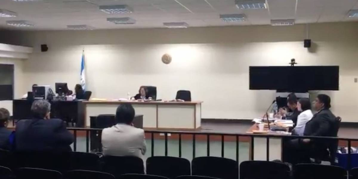 Jueza liga a proceso a 15 por crimen contra la adolescente Patricia Yuceli Morales