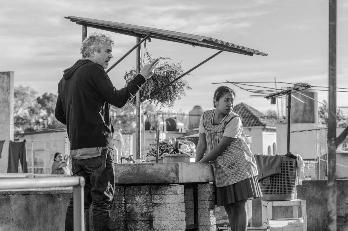 """ROMA es el retorno de Alfonso Cuarón al cine mexicano después de ganar 7 premios de la Academia con """"Gravedad"""" Cortesía"""