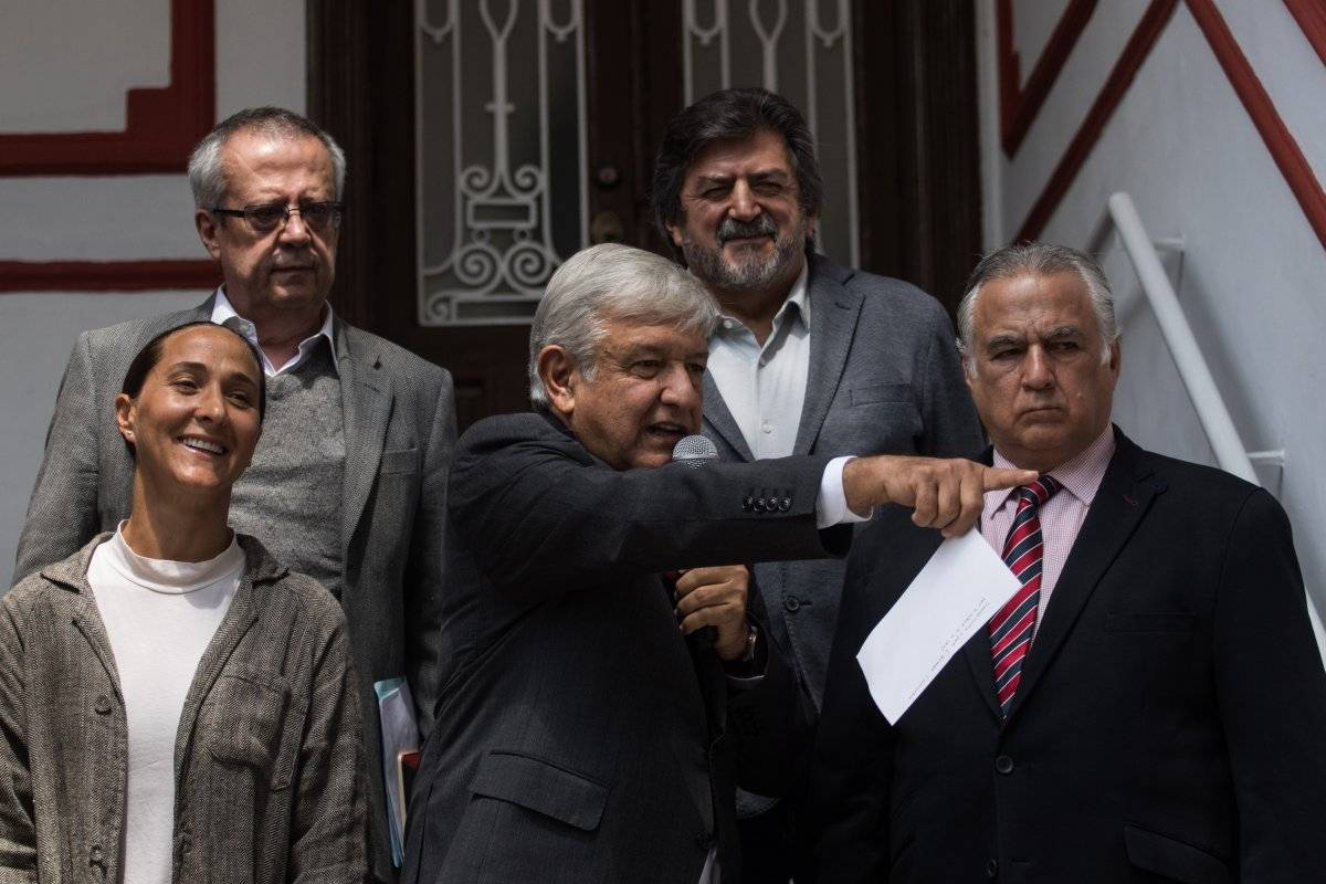 Rogelio Jiménez Pons (derecha arriba), próximo director de Fonatur Foto: Cuartoscuro