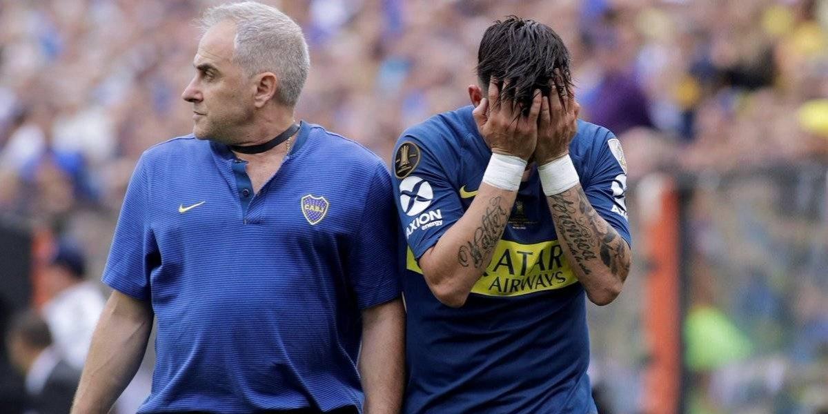Boca Juniors sufre la duda de Pavón para la final de vuelta de la Libertadores