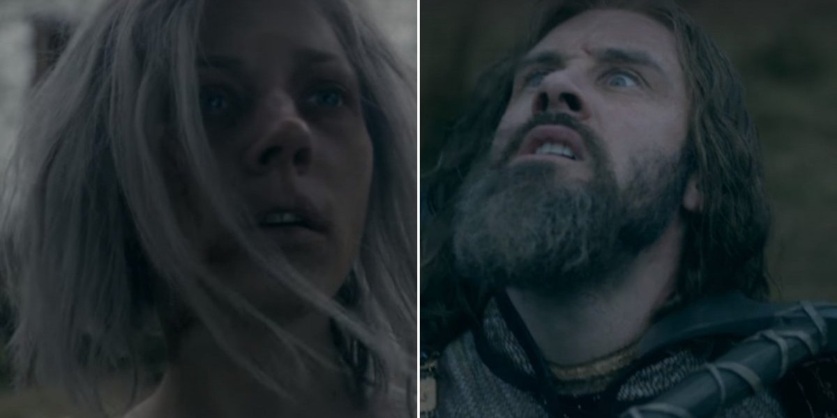 Vikings: Novo teaser mostra imagens preocupantes de Lagertha e Rollo na 5ª temporada