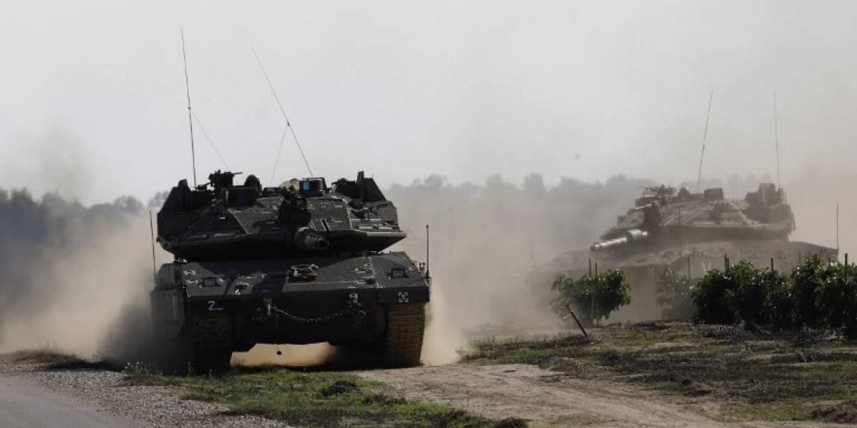 Enfrentamientos en Gaza agravan temor de una nueva guerra