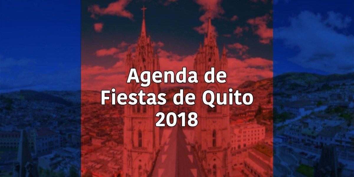 Agenda de Fiestas de Quito: Los artistas internacionales y nacionales que se presentarán
