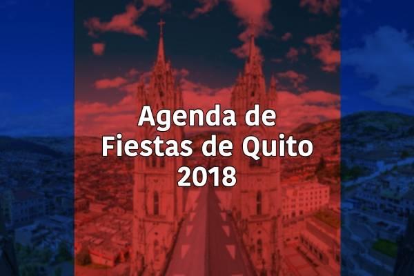 Quitonía y eventos para Fiestas de Quito: Estos son los artistas confirmados
