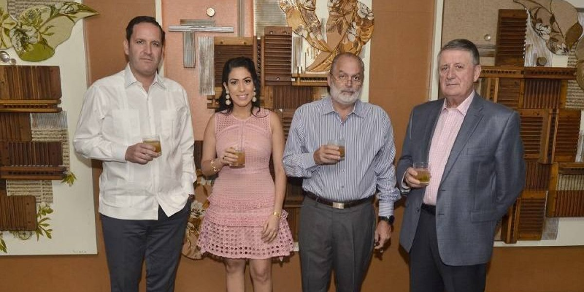 #TeVimosEn: Álvarez& Sánchez celebra tercera entrega de 'Cardenal Mendoza Golden Week'