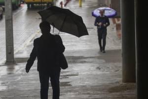 Se prevén tormentas y marcado descenso de temperatura en el país