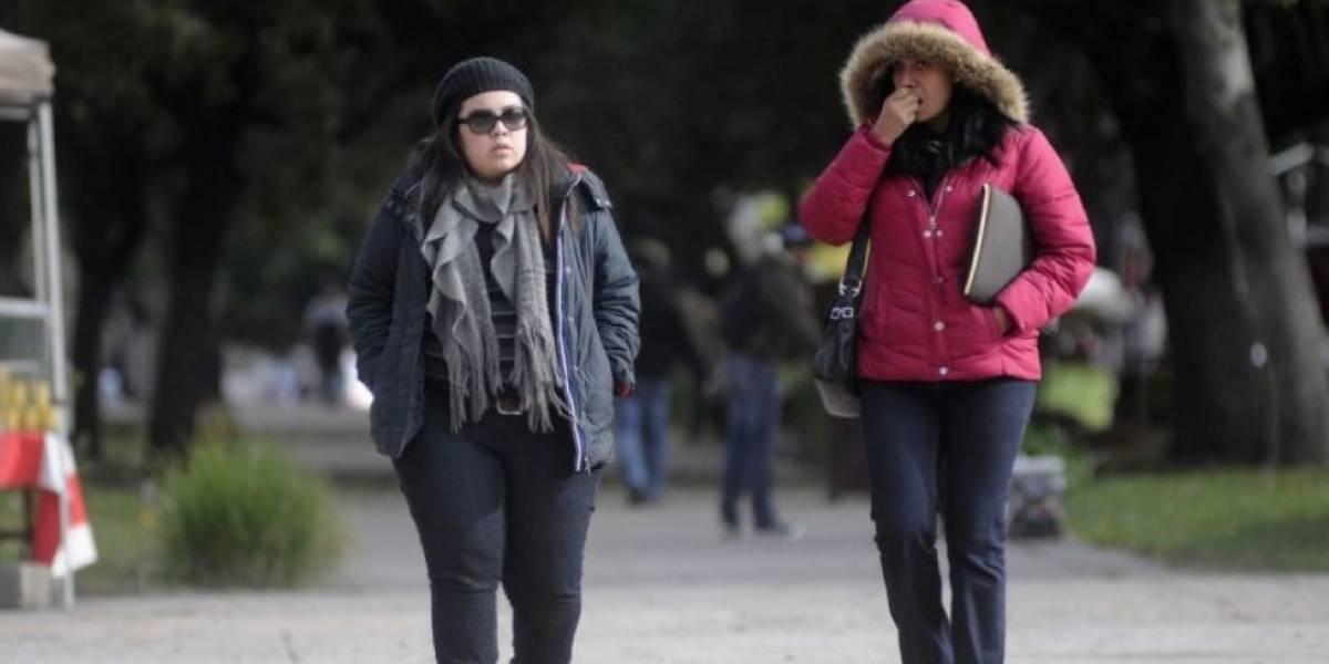 Habrá descenso de temperaturas para las próximas horas