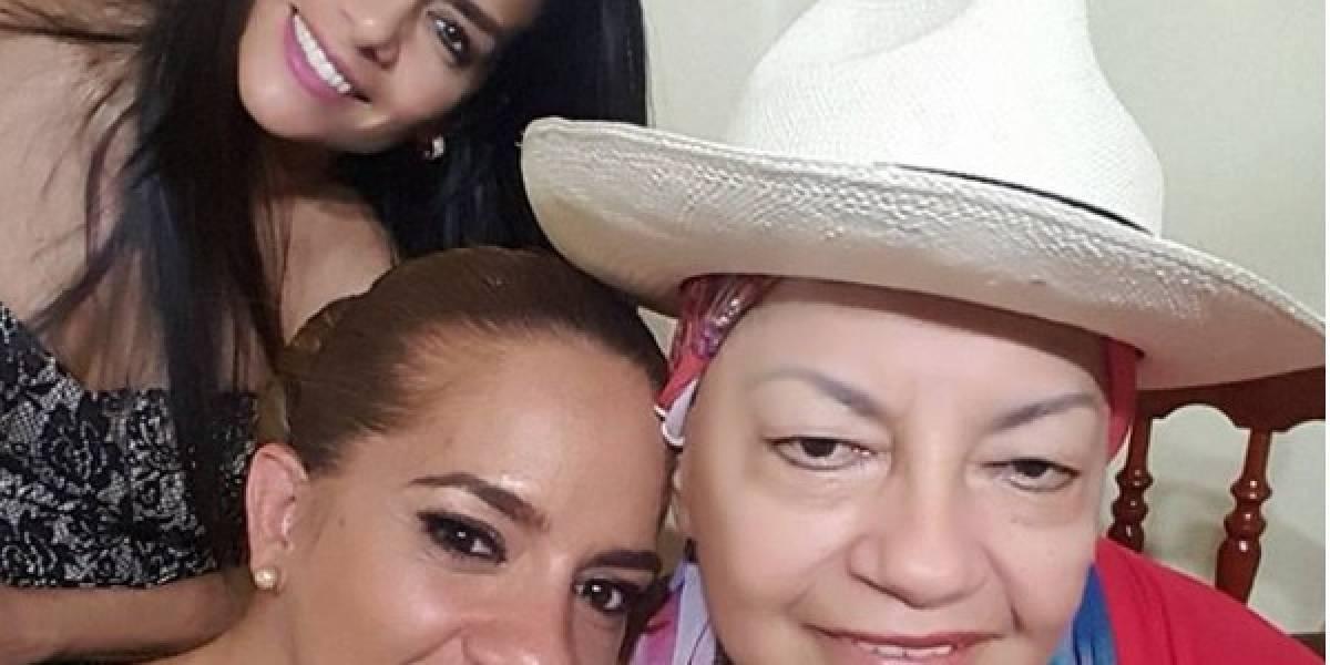 La último mensaje de Gabriela Pazmiño a su madre