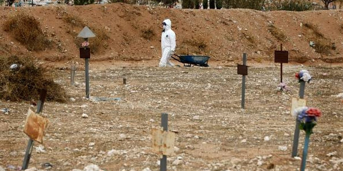 Investigación revela que fosas clandestinas en México suman casi dos mil en una década
