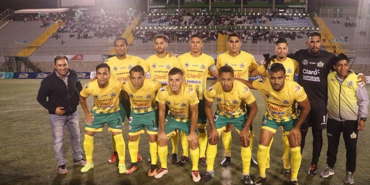 El campeón Guastatoya y Municipal reprograman sus partidos por la fecha 21
