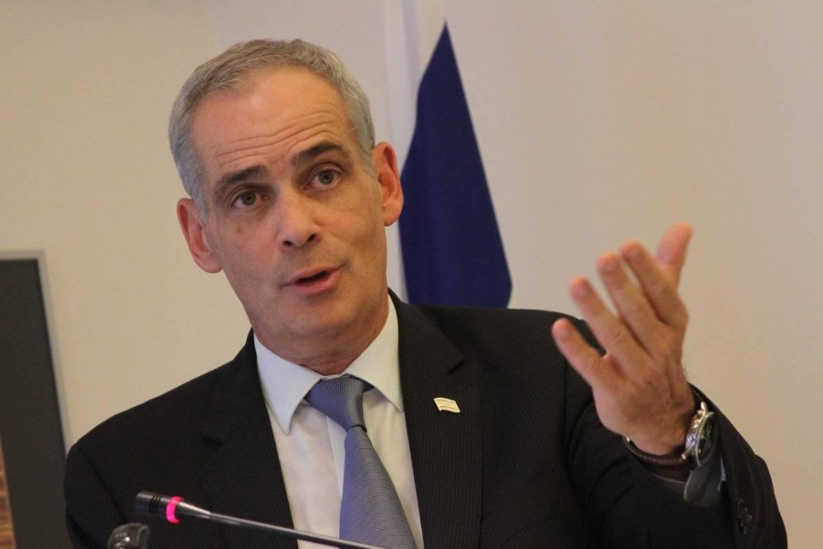 Jonathan Peled, embajador de Israel en México