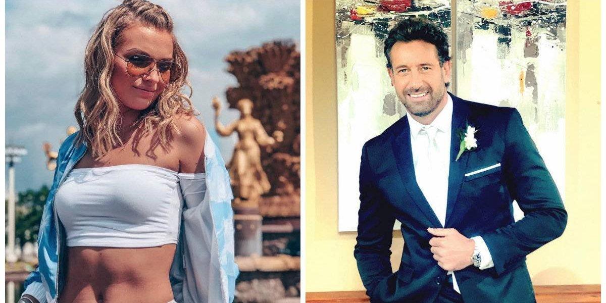 Gabriel Soto le pagó cirugía de aumento de busto a Irina Baeva