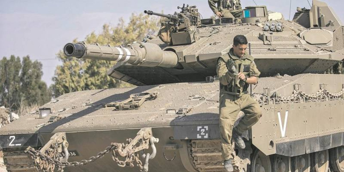Tambores de una nueva guerra por la tensión entre Hamás e Israel