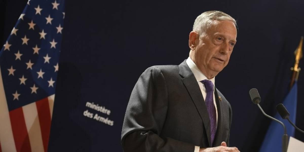 Secretario de Defensa de Estados Unidos viajará a la frontera con México