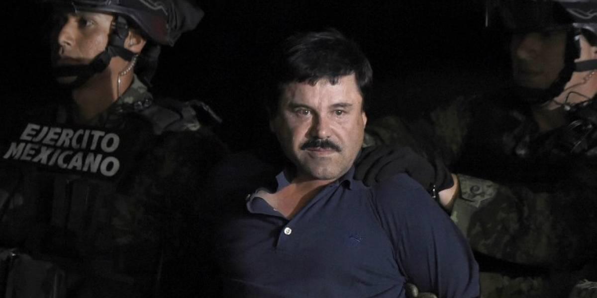 """Juez niega nuevo juicio a """"El Chapo"""" Guzmán"""