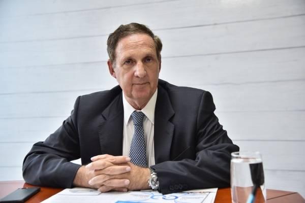 Marco Augusto García Noriega, presidente del Cacif.