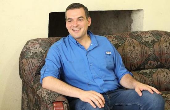 Nuevo León se pintará de azul en 2021, promete Mauro Guerra