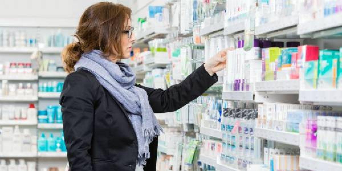 ARAPF presenta beneficios de los medicamentos de venta libre