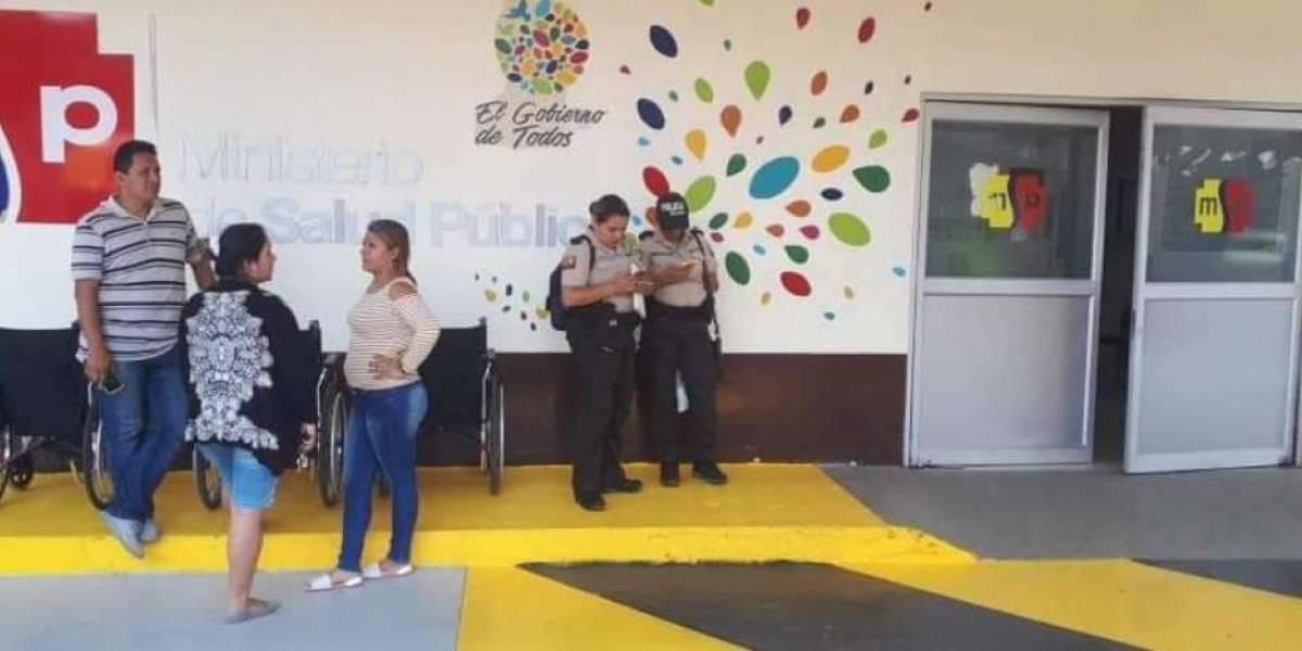 Niño de seis años murió en Daule tras ser golpeado, su padrastro está detenido