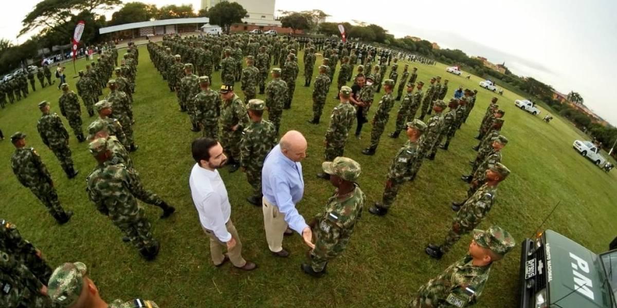 Por coronavirus, se extiende servicio militar en Colombia