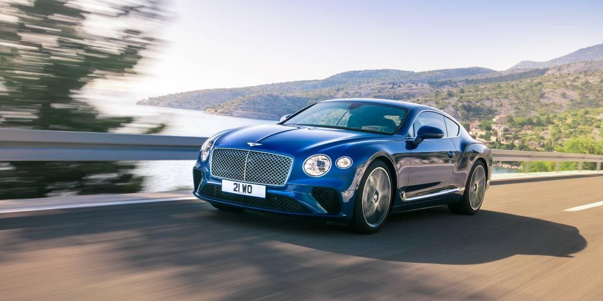 El nuevo Continental GT es la carta de Bentley para volver a Chile