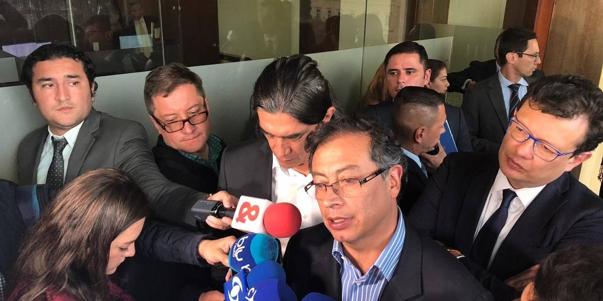 Las amenazas de muerte al jefe de prensa de Gustavo Petro por ser homosexual