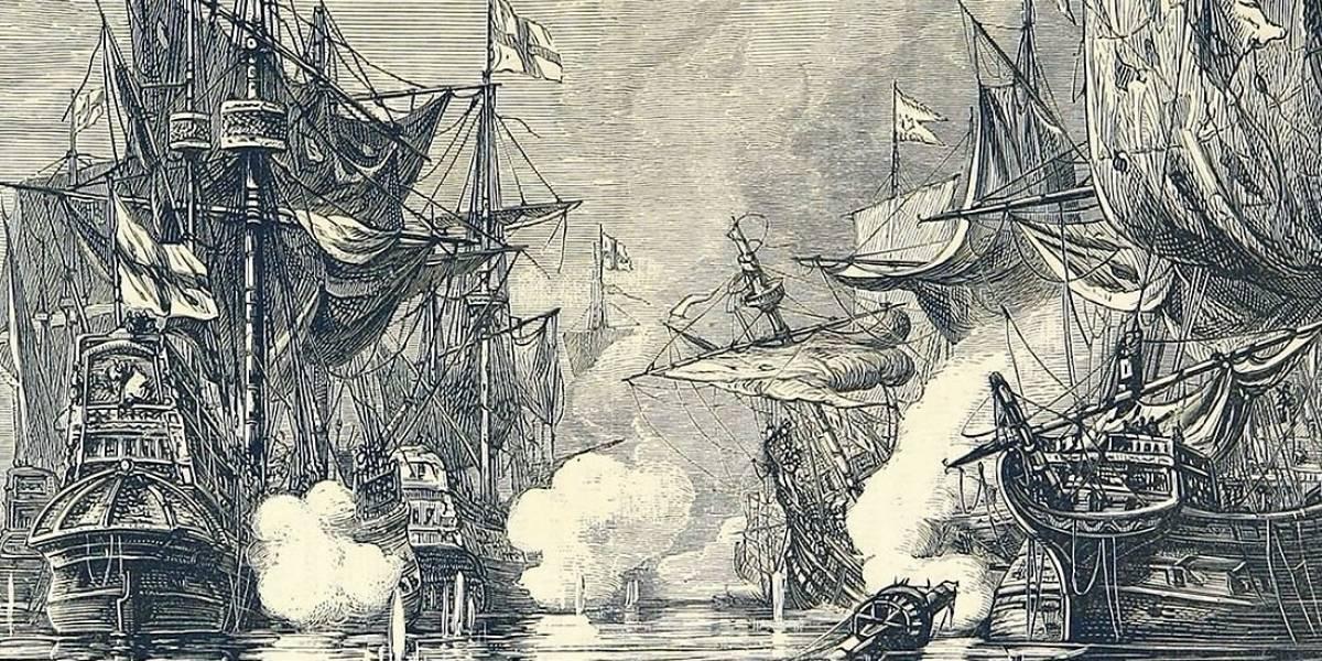 Chile: Descubren piezas de artillería de la época de los piratas en la Región de Aysén