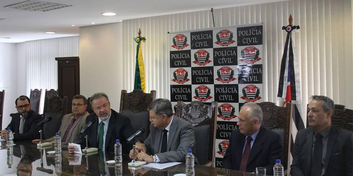 Operação prende 166 pessoas contra o tráfico de drogas em escolas