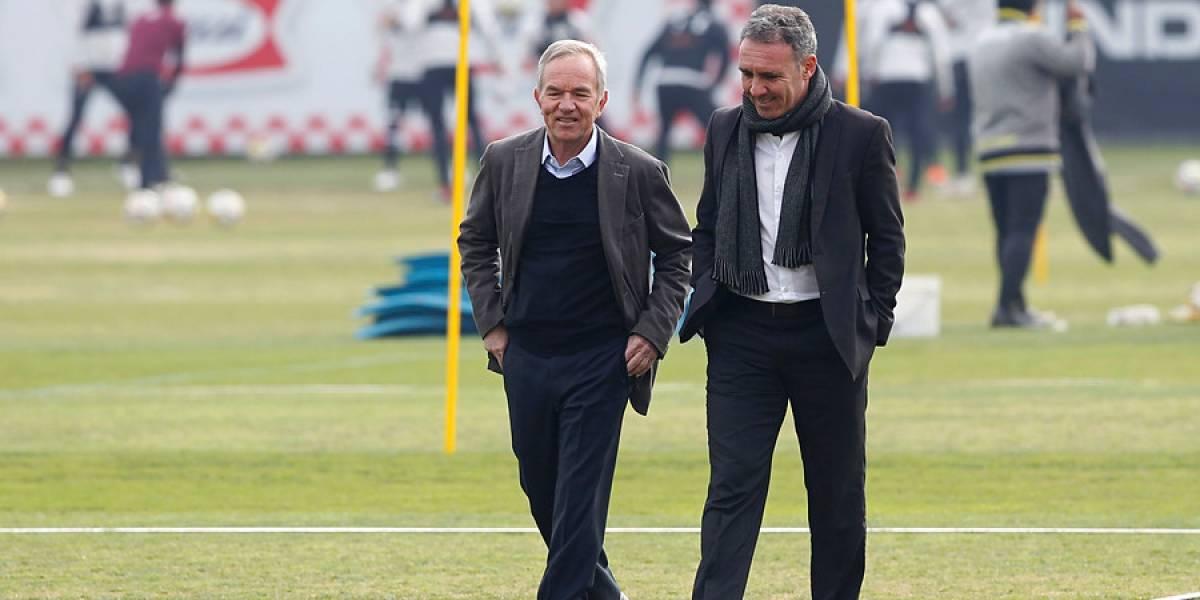 La serie de desaciertos que han sumado la dupla Ruiz-Tagle y Espina en sus primeros meses en Colo Colo