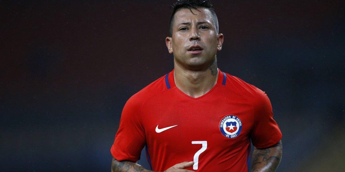"""Leo Valencia disfruta su buen momento en Brasil: """"Debo hacer buenos partidos para volver a la Roja"""""""